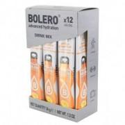 Bolero Pack de 12 Drinks Sticks Toranaja amarela 36 g