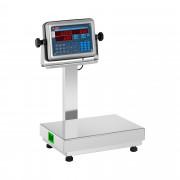 Plattformwaage - geeicht - 60 kg - Preisrechenfunktion - LED-Display