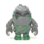 Lego Power Miners - Minifigure Rock Monster Boulderax (Trans-Green) SUPERLOT With 10 Boulderax