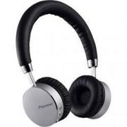 Pioneer Bluetooth® sluchátka On Ear Pioneer SE-MJ561BT-S 1024140, stříbrná