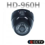 CCTV kamera s 20m nočným videním, antivandal, vodeodolnosť