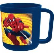 Marvel Melkbeker Spiderman blauw