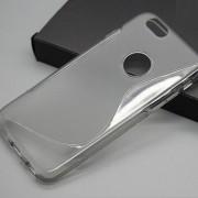 Husa iPhone 6S iPhone 6 Silicon Gel Tpu S-Line Gri