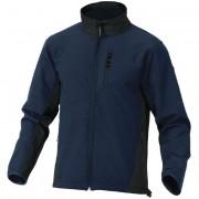 Giacca da lavoro idrorepellente panoply fashion lulea blu-navy/nero tg. taglia xxxl giubbotto anti-pioggia anti-freddo deltaplus