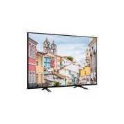 TV 40 Panasonic LED Full HD 40D400, Preta, USB
