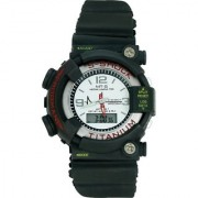 Trendy S Shock Sports Dual Time Analog And Digital Watch For men