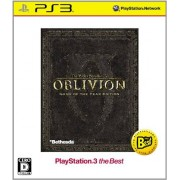 Bethesda Elder Scrolls IV: Oblivion (Game of the Year Edition) (PlayStation3 the Best) [Japan Import]