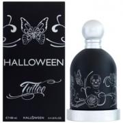 Jesus Del Pozo Halloween Tattoo Women eau de toilette para mujer 100 ml