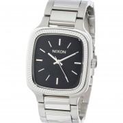 Reloj Nixon A362000 Para Mujer-Plateado Con Morado