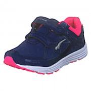Bagheera Pico Dark Violet/pink, Shoes, blå, EU 30