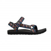 Teva Original Universal L UK 4, modrá/červená Dámské sandále Teva