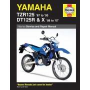 Yamaha TZR125 (87 - 93) &: DT125R/X (88 - 07)