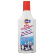 DELU-AKO-MINKY GmbH delu Silber Polierschaum, mit Anlaufschutz, 150 ml - Flasche