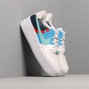 Nike W Air Force 1 Sage Low LX Platinum Tint/ Light Aqua-Obsidian