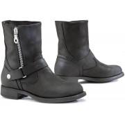Forma Eva Vodotěsné dámské motocyklové boty 42 Černá