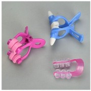 3Pcs Silicone Clamp Nose Clip Reshape Nose Up Lifting Shaping Shaper