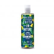 Faith in Nature – Citrom és Teafa tusfürdő 400 ml