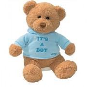Enesco Its A Boy T Shirt 7.5 Bear Plush