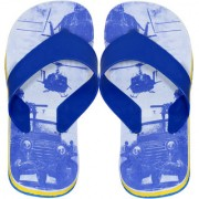 IndiWeaves Men Step Care Flip Flop House Slipper and Hawaai Chappal-(Pack of 1)