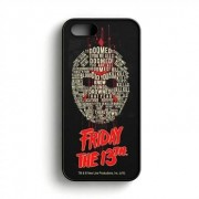 Friday The 13th Wording Phone Cover, Mobile Phone Cover
