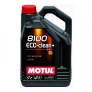 MOTUL 8100 ECO-Clean+ 5W-30 5L motorolaj