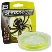 SPIDERWIRE STEALTH MOOTH 8 YELLOW 0, 17MM 1800M