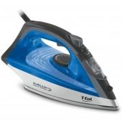 Plancha Durilium AirGlide 1600w T-fal modelo FV1862XO Color Azul