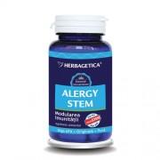 Herbagetica Alergy STEM 60 cps
