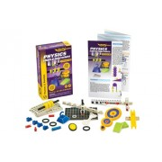 Physics Simple Machines Building Models Set with Levers, Pulleys, Inclined Planes & More