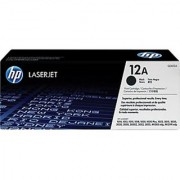 HP 12A Q2612A Toner Cartridge(Black)