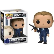 Funko POP Movies: James Bond S2 - Daniel Craig (Quantum of Solace)