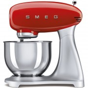 Batidora De Pedestal SMEG SMF02RDUS Color Rojo