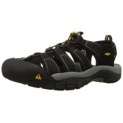 KEEN Men s Newport H2 Sandal Black 10 D(M) US