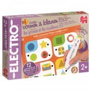 Jumbo Electro vormen en kleuren wonderpen