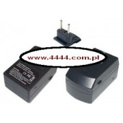 Panasonic DMW-BCG10E ładowarka ACMPE z wymiennym adapterem