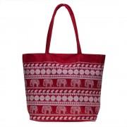2701 piros strand táska