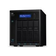 NAS WD MY CLOUD PR4100 40TB/CON 4 DISCOS DE 8TB/4BAHIAS/1.6GHZ/4GB/2ETHERNET/3USB3.0/RAID 0-1-5-10