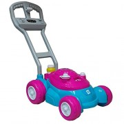 Push 'N' Bubble Mower With Realistic Sounds And 4 oz Bubbles