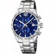 Reloj F16759/3 Plateado Festina Hombre Timeless Chronograph Festina
