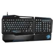 Tastatura Gaming Iluminata MAD CATZ S.T.R.I.K.E. Tournament Edition Negru Mat