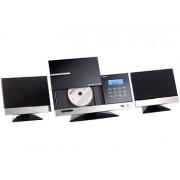 HiFi-Micro-Stereoanlage MSX-670.bt, Bluetooth/CD/USB/SD/Radio, 70 Watt | Stereoanlage
