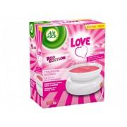 Air Wick Wax Melts Life Scents elektromos párologtató Pop Editon Love