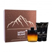 Montblanc Legend Night confezione regalo Eau de Parfum 100 ml + balsamo dopobarba 100 ml + doccia gel 100 ml uomo