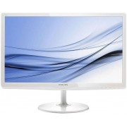 "Monitor IPS LED Philips 23.6"" 247E6EDAW/00, Full HD (1920 x 1080), VGA, DVI-D, MHL-HDMI, 5 ms GTG, Boxe (Alb)"