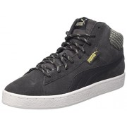 Puma Unisex 1948 Mid Twill Asphalt Sneakers - 7 UK/India (40.5 EU)