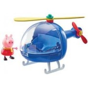 Jucarie Peppa Pig Vehicle Helicopter