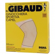 Gibaud Ginocchiera Sportiva Camel Taglia 5