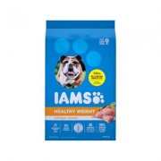 Iams ProActive Health Adult Optimal Weight Dry Dog Food, 15-lb bag