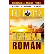 Dictionar german-roman/E. Savin, I. Lazarescu, K. Tantu