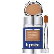 La Prairie skin caviar concealer foundation spf 15 satin nude